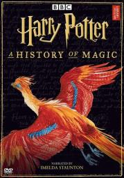 Harry potter-history of magic-20th aniversary (dvd)