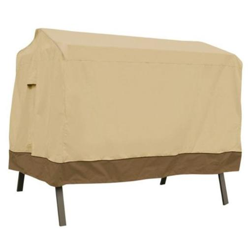Classic Accessories 55-622-011501-00 Canopy Swing Cover, Pebble