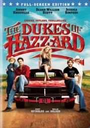 Dukes of hazzard (2005/dvd/p&s/rated pg13/music video/eng-fr-sp sub)-nla D70685D