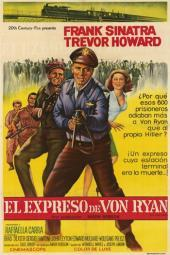 Von Ryan's Express Movie Poster (11 x 17) MOV202102