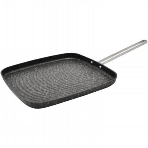 Usa Inc 030280-006 Grill Pan 10 in. Black Wire Handle