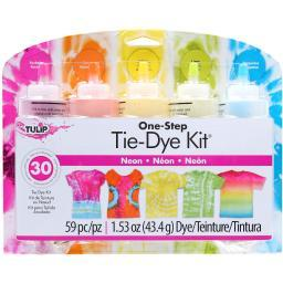 Tulip One-Step Tie-Dye Kit-Neon LGTDKIT-31673
