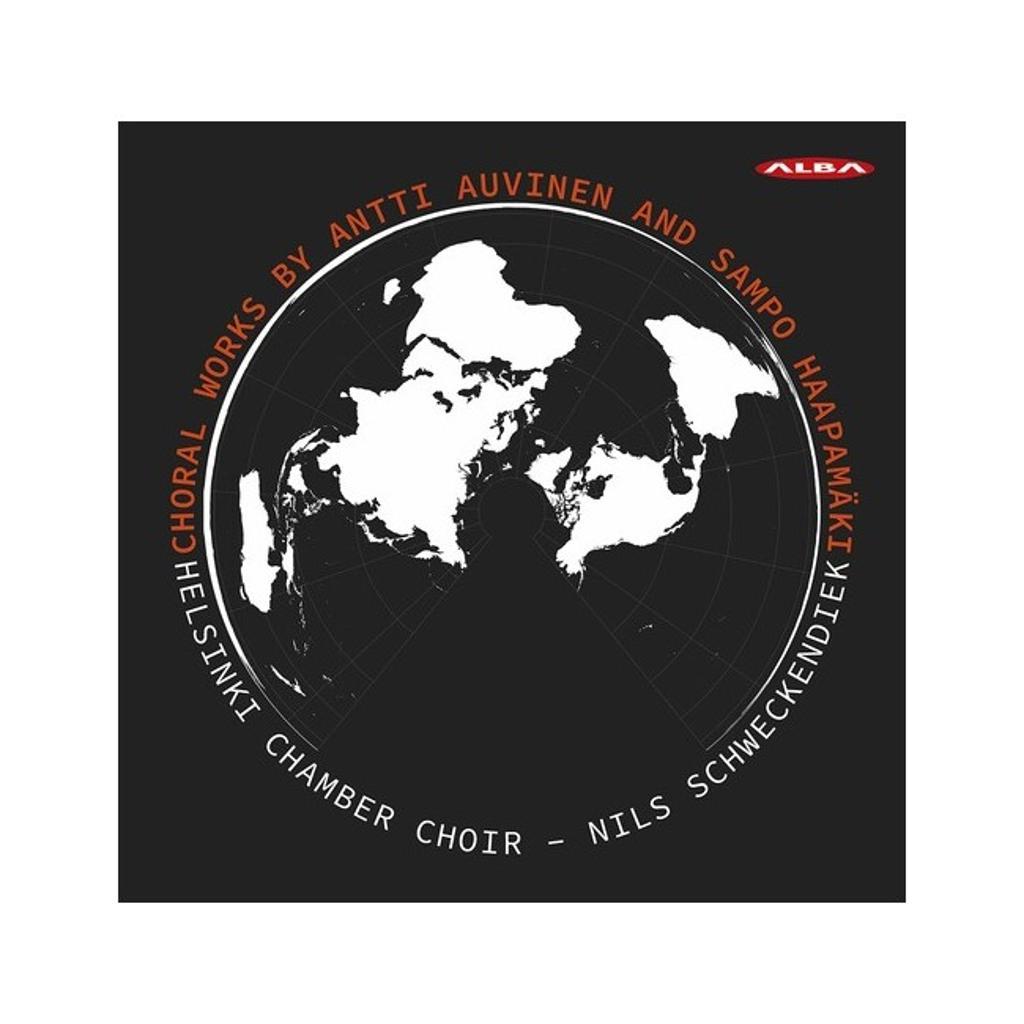 Alba auvinen / helsinki chamber choir / schweckendie choral works compact discs lba457.2