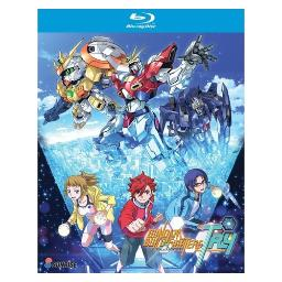 Gundam build fighters-try-complete blu ray collection (blu ray) (3discs) BRRS1656