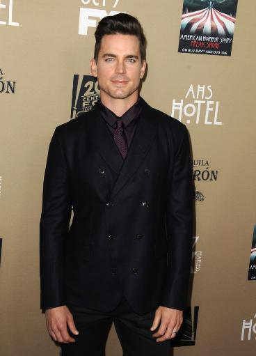Matt Bomer At Arrivals For American Horror Story Hotel Season Premiere, Regal Cinemas L.A. Live Stadium 14, Los Angeles, Ca October 3, 2015. Photo.