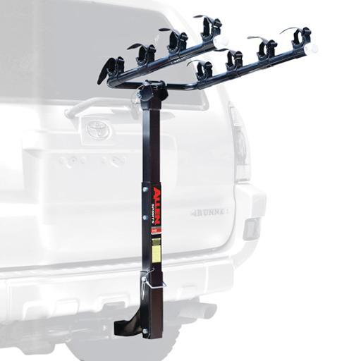 Allen 542Rr-R Allen 542Rr 4-Bike Hitch Rack 2In