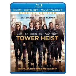 Tower heist (blu ray w/digital copy/ultraviolet) BR61115636