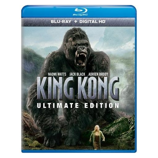 King kong (blu ray w/digital hd) (ultimate edition/2disc) TIGHGEWFQOKCMHIB