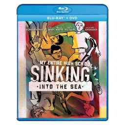 My entire high school sinking into the sea (blu ray/dvd combo) (ws/2discs) BRSF18435