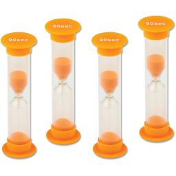 Teacher created resources 90 second sand timers small 4pk 20693