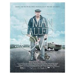 Man called ove (blu ray) (swedish w/eng sub) BRMBFHE118