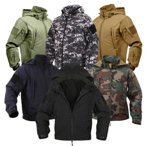 f967367e5 Special Ops Tactical Soft Shell Jacket