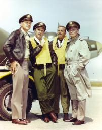Twelve O'clock High Portrait in Airport Photo Print GLP476578LARGE