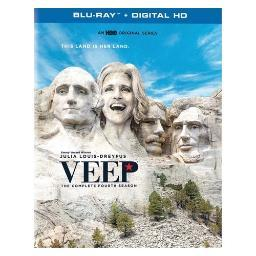 Veep-complete 4th season (blu-ray/2 disc) BR574918