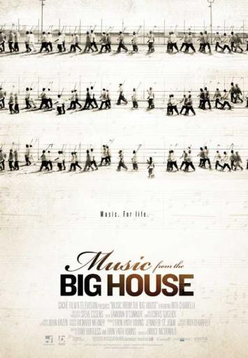 Music From the Big House Movie Poster (11 x 17) V4G7H43OT2P7Z4KM