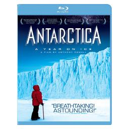 Antarctica-year on ice (blu ray) BRMBFHE093