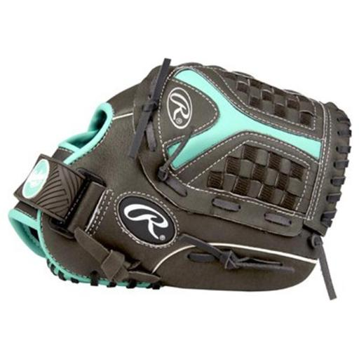Rawlings Sport Goods 245542 11 in. Rawlings Storm Girls Right Handed Softball Glove