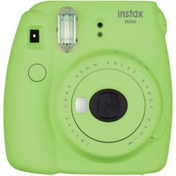Fujifilm 16550655 instax(r) mini 9 instant camera (lime green)