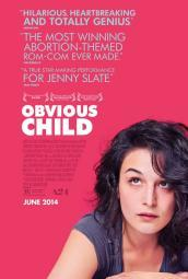 Obvious Child Movie Poster Print (27 x 40) MOVIB33045