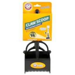 Petmate Doskocil Co Inc 71036 27 in. Claw Scoop With Extending Handle