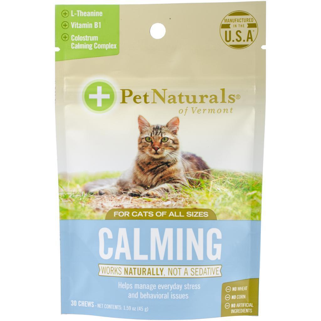 Calming Chews For Cats 30/Pkg-