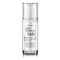 Philosophy No Reason to Hide Multi Imperfection Transforming Serum 1 Oz