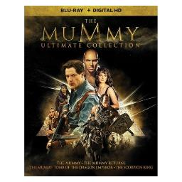 Mummy ultimate collection (blu ray) (5discs) BR61185804