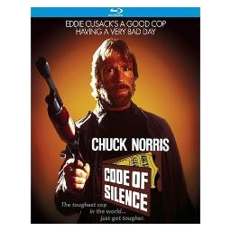 Code of silence (blu-ray/1985/special edition/ws 1.85) BRK21622