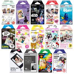 Fujifilm Instax Film Instant Photo Sheets for Mini 7s 8 9 25 50s 70 Cameras