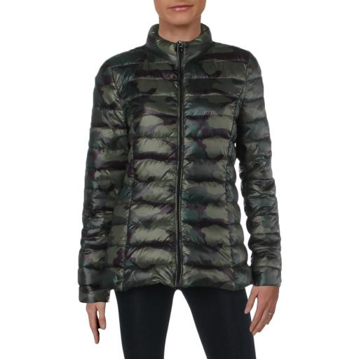 Aqua Womens Fall Packable Puffer Jacket thumbnail