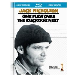 One flew over the cuckoos nest (blu-ray/special ed/digibook/ws-1.85) BR36006