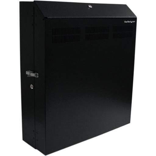 Startech.Com Rk419Walvs Securely Wall Mount Your Server Or Networking Equipment Horizontally Or Vertical