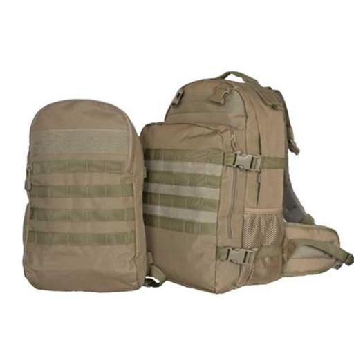 Fox Outdoor 56-348 Dual Tactical Pack System - Coyote