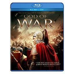 God of war (blu-ray/dvd/combo/eng-sub) BR01892