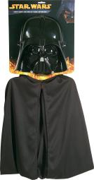 Childs Star Wars Darth Vader Mask & Cape Set RU1198