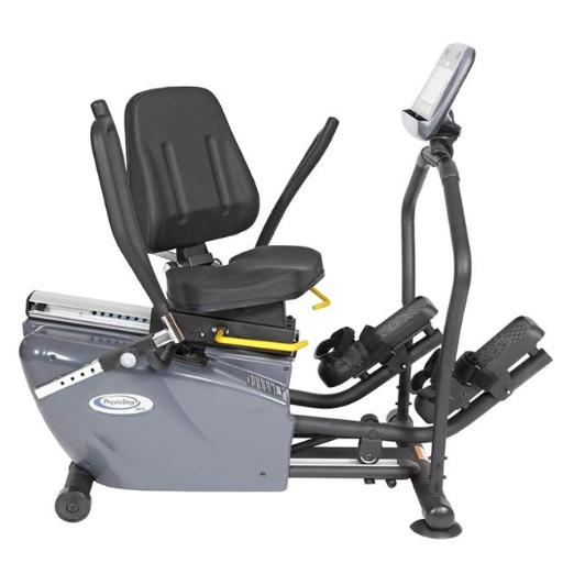 Fabrication Enterprises 69-0157 HCI Physiostep MDX Recumbent Elliptical Cross Trainer with Swivel Seat