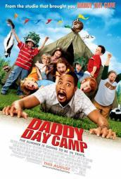 Daddy Day Camp Movie Poster Print (27 x 40) MOVCI3052