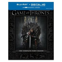 GAME OF THRONES-COMPLETE 1ST SEASON (BLU-RAY/DC/5 DISC) 883929404735