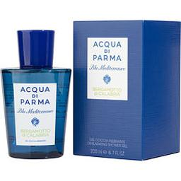 Acqua Di Parma Blue Mediterraneo By Acqua Di Parma , Bergamotto Di Calabria Shower Gel 6.7 Oz