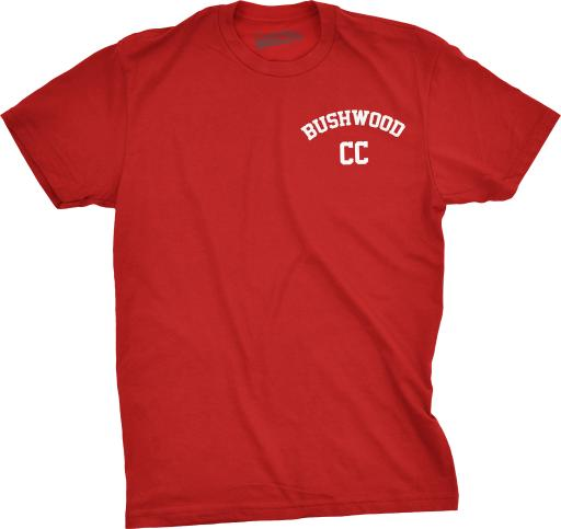 Mens Bushwood Country Club Shirt Golfing T shirts Funny Tees Golf Gifts for Dad