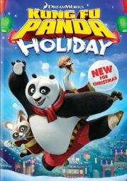 Kung fu panda holiday (dvd)-nla D895124D