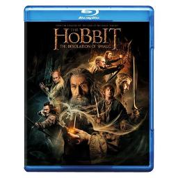 HOBBIT-DESOLATION OF SMAUG (BLU-RAY/DVD COMBO/UV/DC/3 DISC) 794043161056