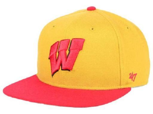 Wisconsin Badgers NCAA 47 Brand