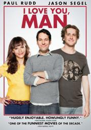 I love you man (dvd)                                          nla D351924D