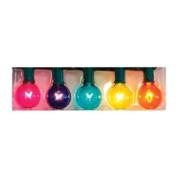 ACETrading - Sienna 2 9324575 Living Accents Globe Light Set - 20 Count  Multi-Color