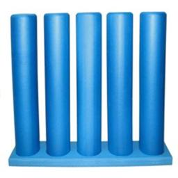360 Athletics Ahlfrs380 Stand Accommodates 5 Foam Rollers