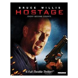 Hostage (blu ray) (ws/eng/span sub/5.1 dts-hd) BR30958