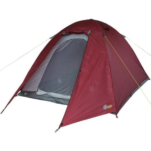 Moose Country Gear BC4 Basecamp 4 Person 4 Season Tent