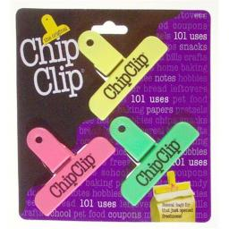 Robinson Home Products 97313 3 in. Bright Chip Clip 3 Count