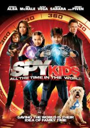 Spy kids 4-all the time in the world (dvd) DWC23303D